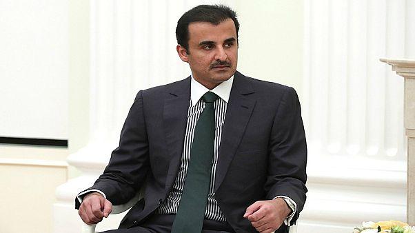 أمير قطر يتلقى دعوة من السعودية لحضور قمة مجلس التعاون الخليجي