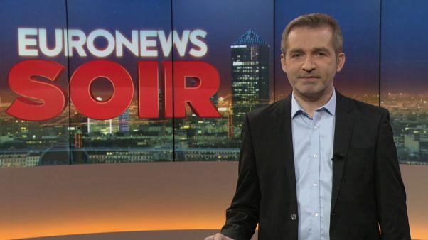 Euronews Soir : l'édition de mardi 4/12