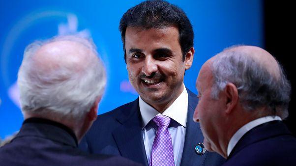 عربستان امیر قطر را به نشست شورای همکاری خلیج فارس دعوت کرد