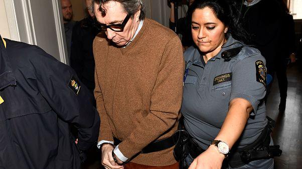 Swedish appeals court toughens sentence for Frenchman in Nobel scandal