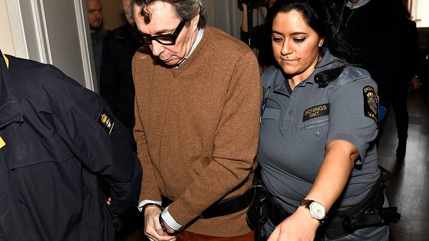 Swedish appeals court toughens sentence for Frenchman in Nobel scandal