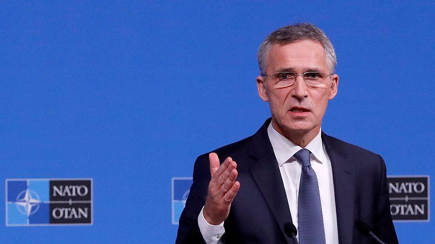 Στόλτενμπεργκ προς πΓΔΜ: «Αδράξτε την ιστορική ευκαιρία»
