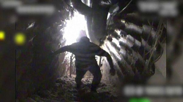 """Israel zerstört Hisbollah-""""Angriffstunnel"""""""
