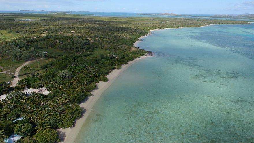 سواحل كاليدونيا الجديدة