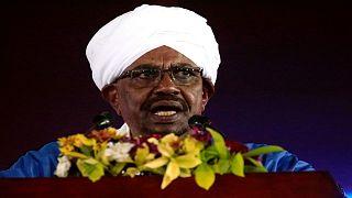 الرئيس السوداني في دمشق في أول زيارة لزعيم عربي إلى سوريا منذ الأزمة