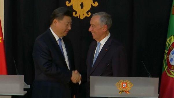 China promete mais cooperação com Portugal