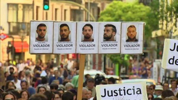 Se confirman los 9 años de cárcel para La Manada