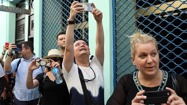 El servicio 3G para móviles llega a Cuba