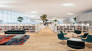 Oodi, the future-facing Helsinki new public library