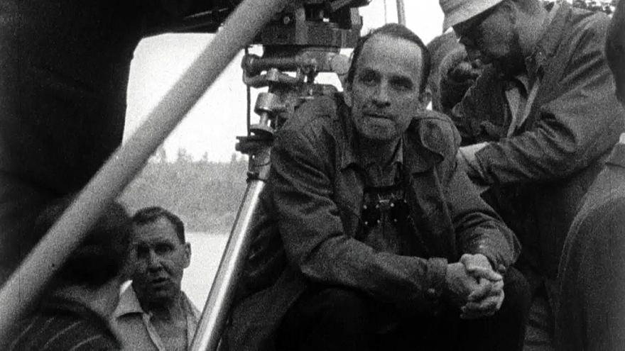 "European Cinema Night: ""Bergman: A Year in a Life"""