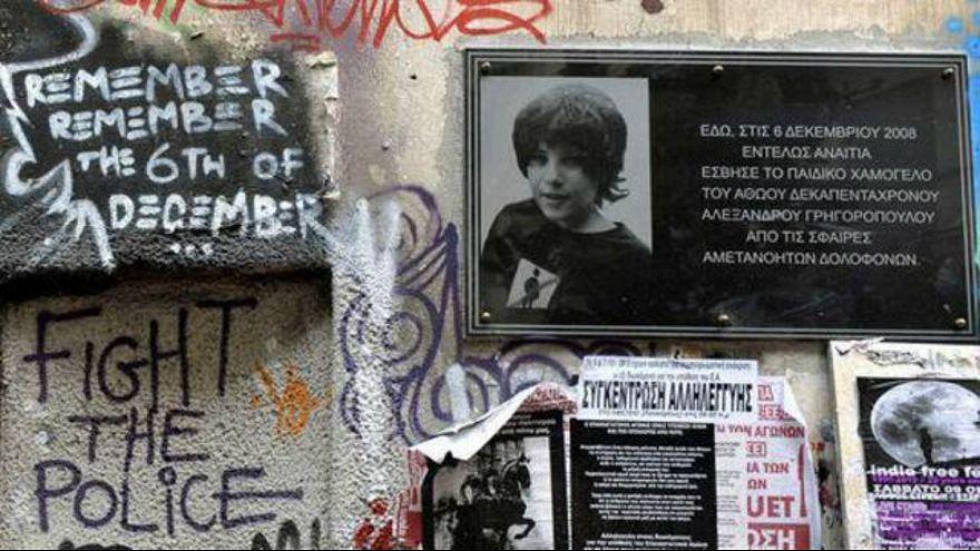 Δέκα χρόνια από τη δολοφονία Γρηγορόπουλου: Tο χρονικό των γεγονότων