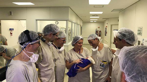 Egészséges gyereket szült egy nő halott szervdonortól kapott méhével