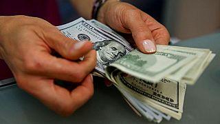 ABD Doları 7.44 seviyesine yükselerek tarihi rekorunu kırdı.