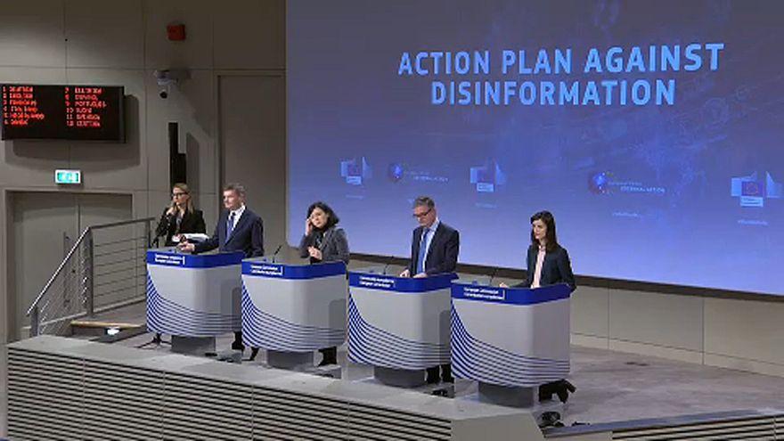 Brüssel will verstärkt gegen Desinformation vorgehen