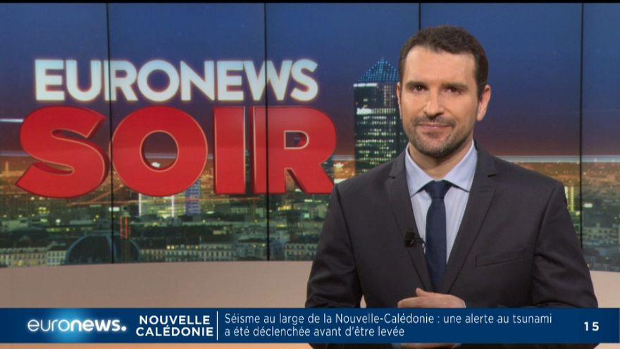 Euronews Soir : l'actualité du 5 décembre
