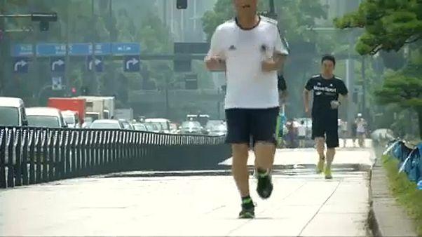 A hőség miatt hajnalban rajtol a maraton a tokiói olimpián