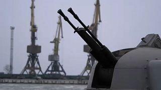 La economía europea, afectada por la crisis en el mar de Azov