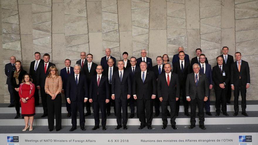 NATO Dışişleri Bakanları Balkanlar ve Afganistan'ı görüştü
