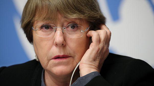 BM: IŞİD Suriye'de infazlara devam ediyor; 7 bin kişi kapana kısıldı