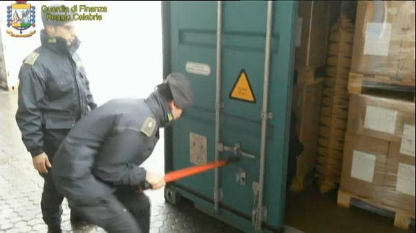 90 detenidos en una operación contra la 'Ndrangheta