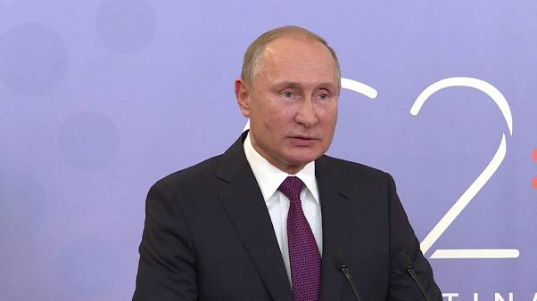 Putin'den ABD'ye tepki: Yasaklanan silahları onlar yaparsa, biz de yaparız