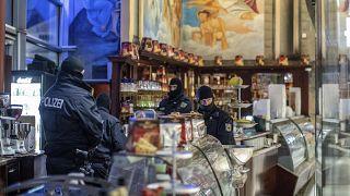 دستگیری دهها تن در عملیات ضد مافیا در اروپا