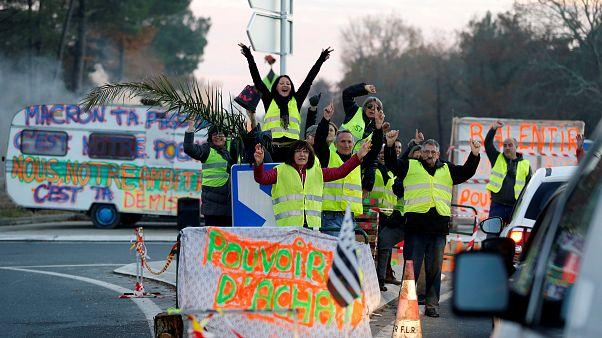 Frankreich: Montag Misstrauensantrag gegen Regierung