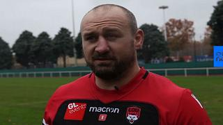 How do elite sports stars deal with moving to a new country? Euronews meets rugby's Carl Fearns