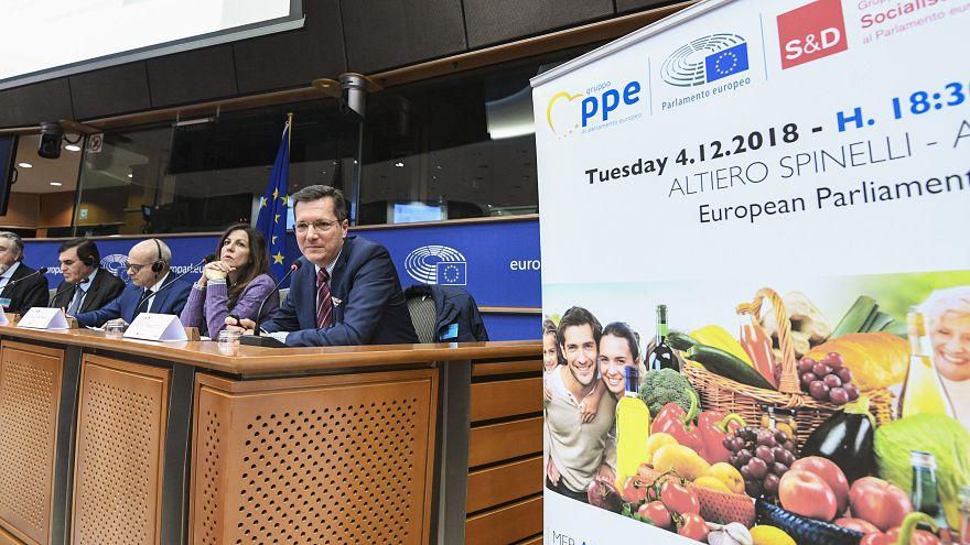 Dieta Mediterranea approda in Europarlamento a Bruxelles
