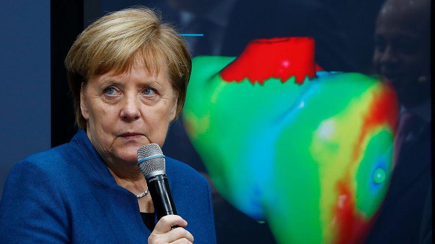 "Raw Politics: Angela Merkel's ""sh**storm"" moment"
