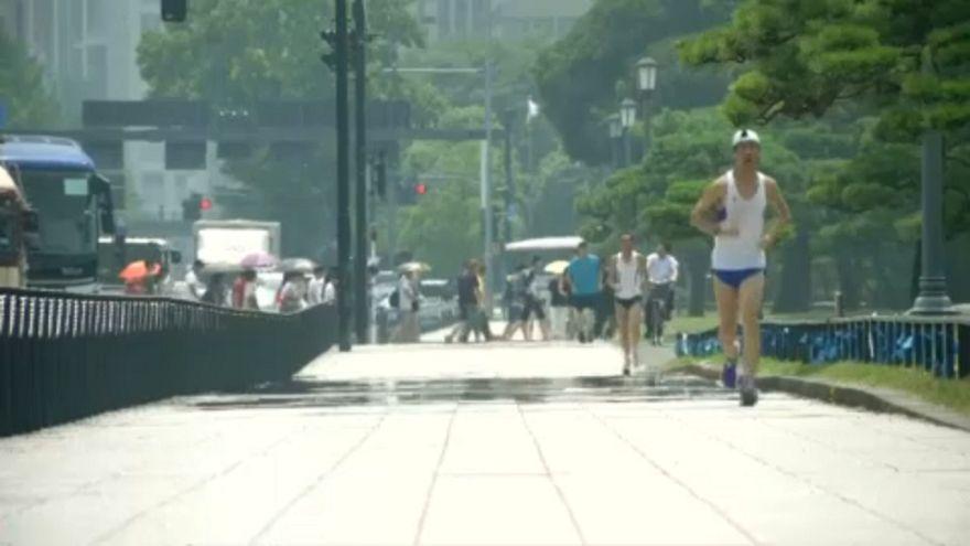 Токио позаботится о марафонцах