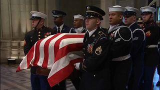 Abschied von George H.W. Bush