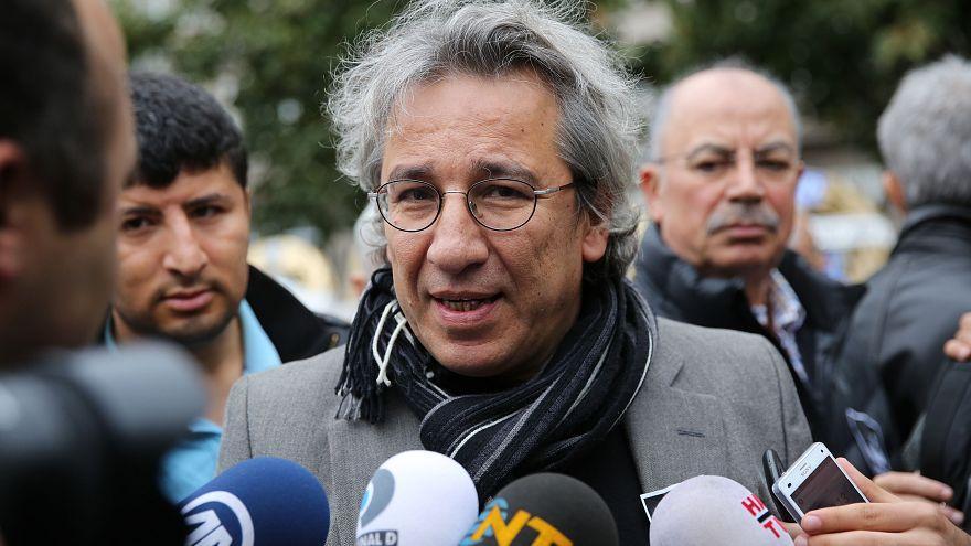 MİT TIR'ları davasında aranan Can Dündar için Gezi Parkı eylemlerinden yakalama kararı