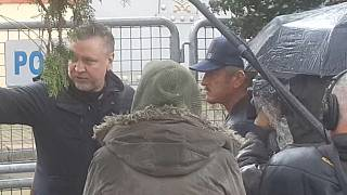 الممثل الأمريكي شون بن في اسطنبول لتصوير فيلم وثائقي حول مقتل جمال خاشقجي