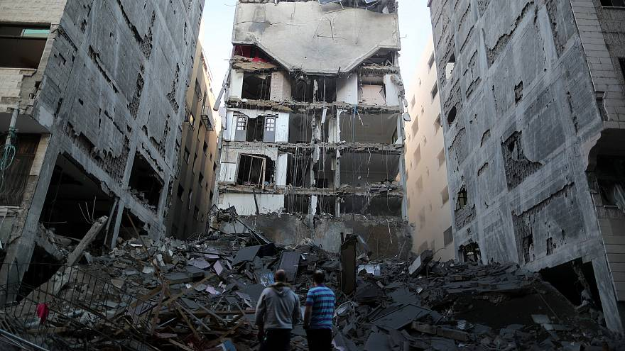 """Сектор Газа: """"Жизнь в ловушке"""""""