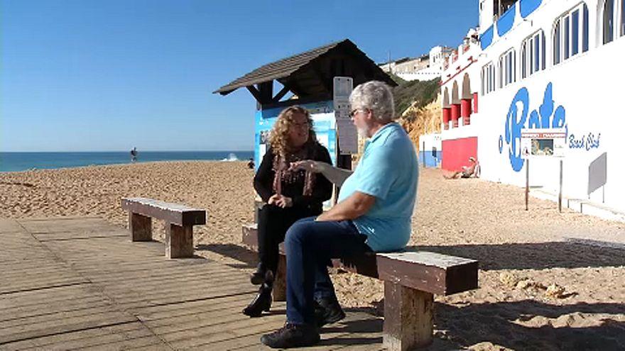 """Wie Exil-Briten an der Algarve am """"Brexit"""" leiden"""