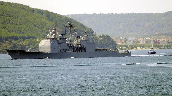 ABD'nin Karadeniz'e savaş gemisi sevk edeceği iddiası