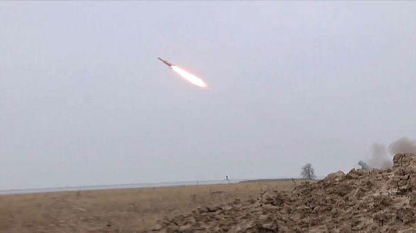 """Украина провела испытания противокорабельного комплекса """"Нептун"""""""