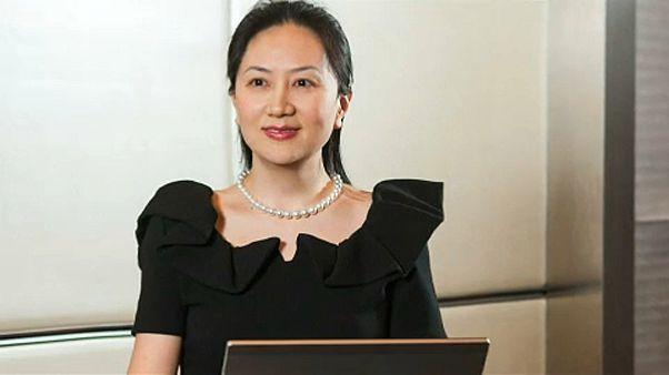 Diretora financeira da Huawei detida no Canadá