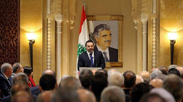 """الحريري يقول إن لبنان غير معني بالتصعيد.. و""""درع الشمال"""" تحت عدسة حزب الله في الجنوب"""