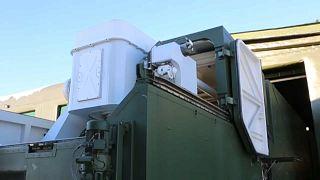 Video   Rusya yeni lazer silahı Peresvet'in kullanıma girdiğini duyurdu