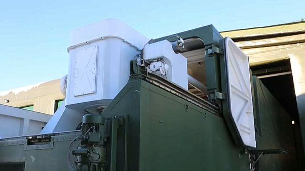 Video | Rusya yeni lazer silahı Peresvet'in kullanıma girdiğini duyurdu