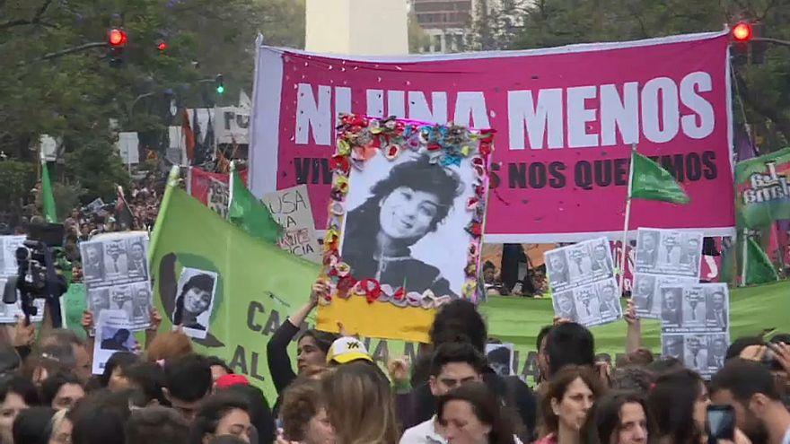El caso de Lucía Pérez vuelve a indignar a las mujeres argentinas