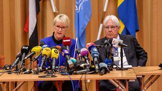محادثات السلام اليمنية في السويد: طرفا النزاع اتفقا على تبادل الأسرى