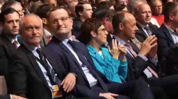 AKK, continuismo y feminismo en la CDU