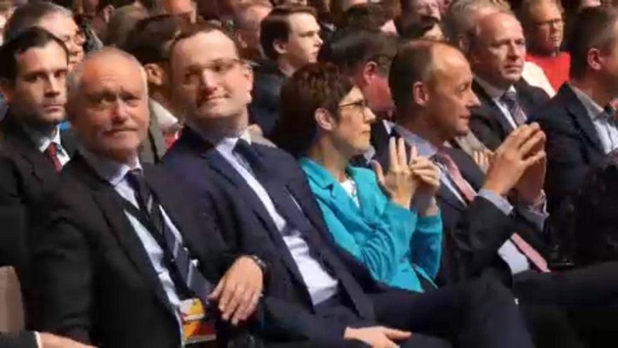 Auf Kramp-Karrenbauers (CDU) Spuren im Saarland