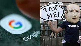 Fransa AB düzenlemesi olmasa da Google ve Facebook gibi internet devlerinden vergi alacak