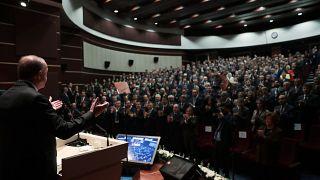 Erdoğan yerel seçimler için 14 adayı daha açıkladı