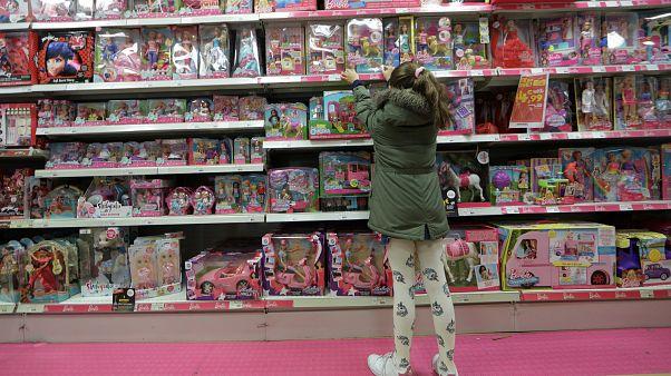 La Unión Europea retira juguetes peligrosos de internet