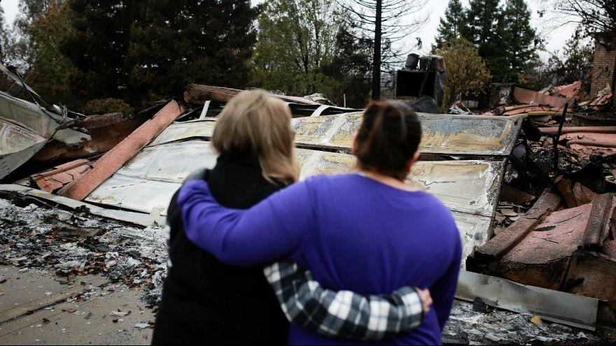 پارادایس؛ شهری سوخته که دیگر بهشت کالیفرنیا نیست